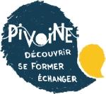 Logo de l'association Pivoine / organisme de formation à Faux la Montagne