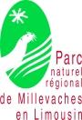 Logo PNR Millevaches couleur